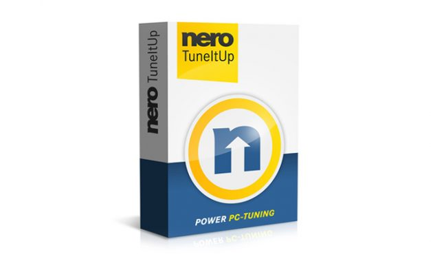 Nero TuneItUp Pro Review