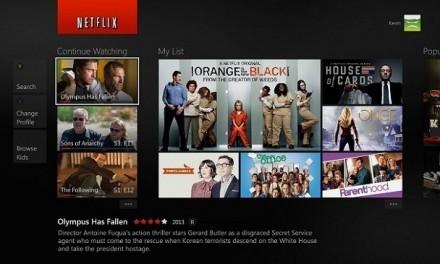 Xbox Live podría eliminar el requisito de tener suscripción Gold para acceder a servicios como Netflix