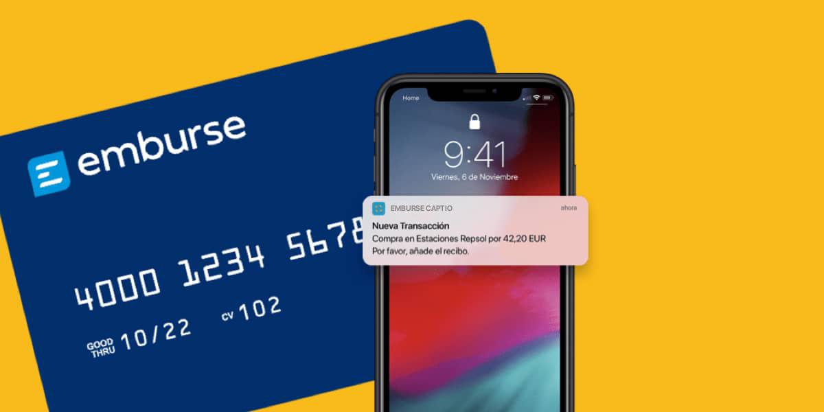 Emburse presenta sus nuevas tarjetas corporativas integradas con control de gastos en tiempo real