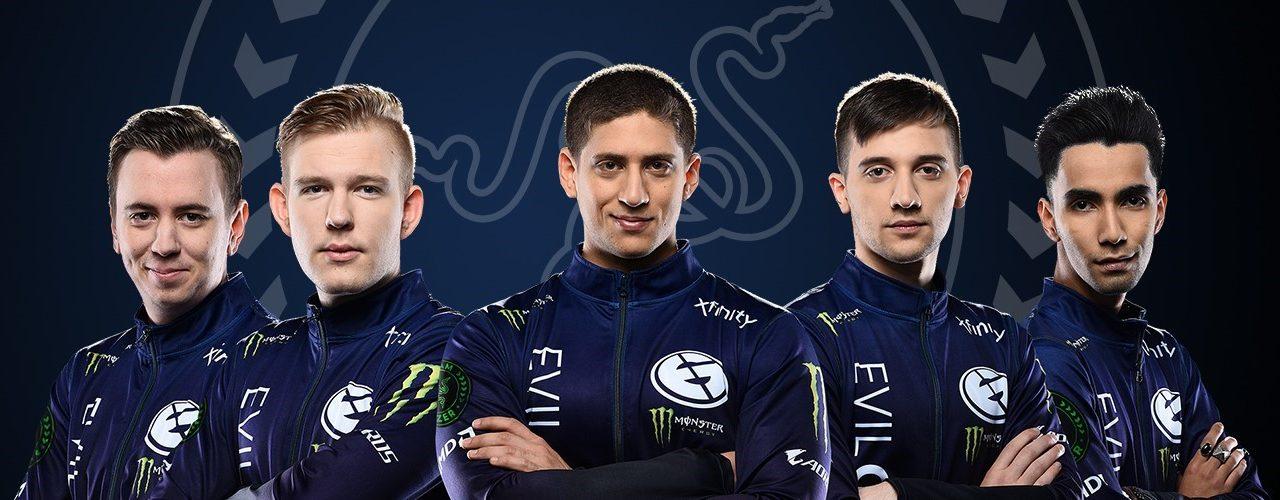 Team Razer y Evil Geniuses firman acuerdo de colaboración