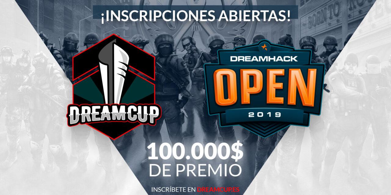 Dreamcup ofrece una plaza para la última etapa de DH Open