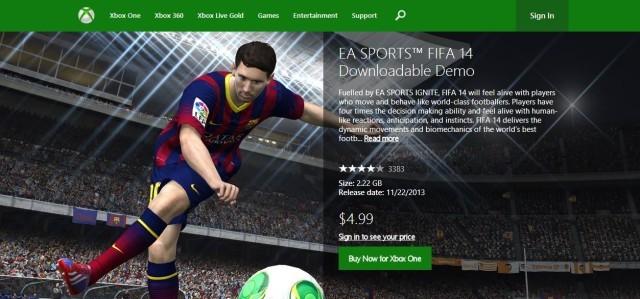Error en la tienda de Xbox One provoca un revuelo