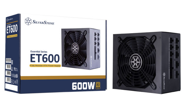 SilverStone ET600-MG Review