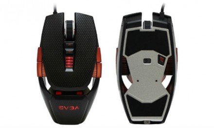 EVGA TORQ X10 Gaming Mouse disponible para reserva