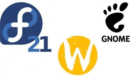 Fedora 21 empleará Wayland por defecto y GNOME 3.14, ya es oficial