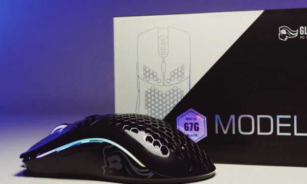 Glorious PC Gaming Race Model O Review