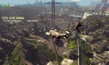 Goat Simulator tendrá multijugador LAN