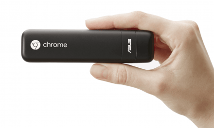 Google Chromebit, ChromeOS en USB