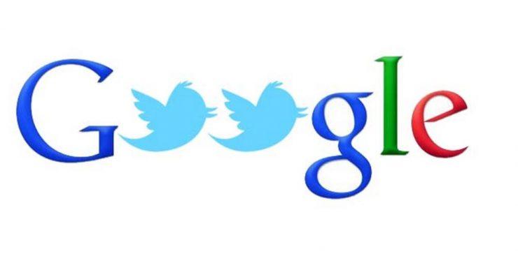 Google pone su punto de mira en Twitter