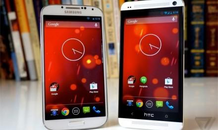 Android Silver es la propuesta de Google para acabar con las aplicaciones personalizadas de los fabricantes