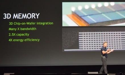 NVIDIA Pascal tendrá 16GB vRAM HBM2