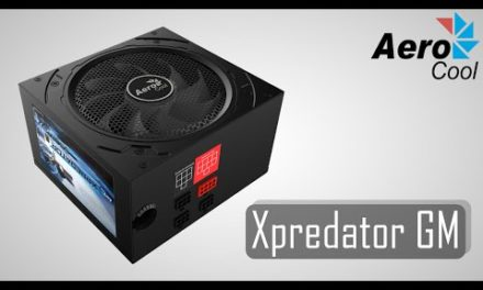 Aerocool Xpredator 650GM Review
