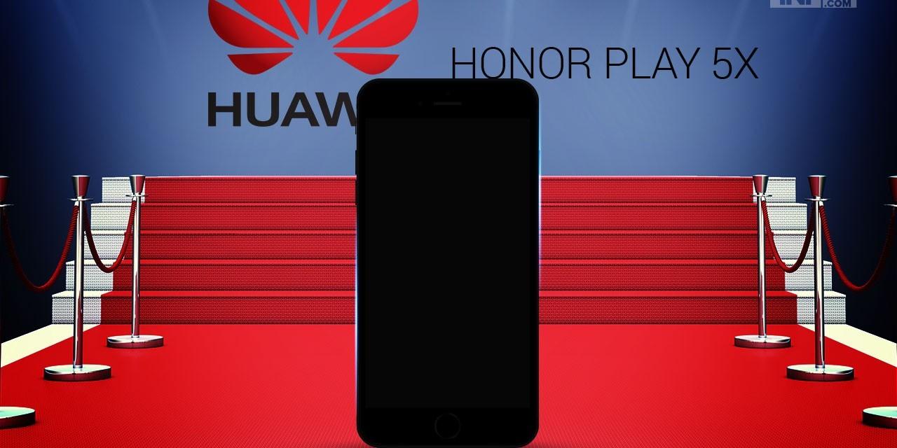 Huawei Honor Play 5X especificaciones al descubierto