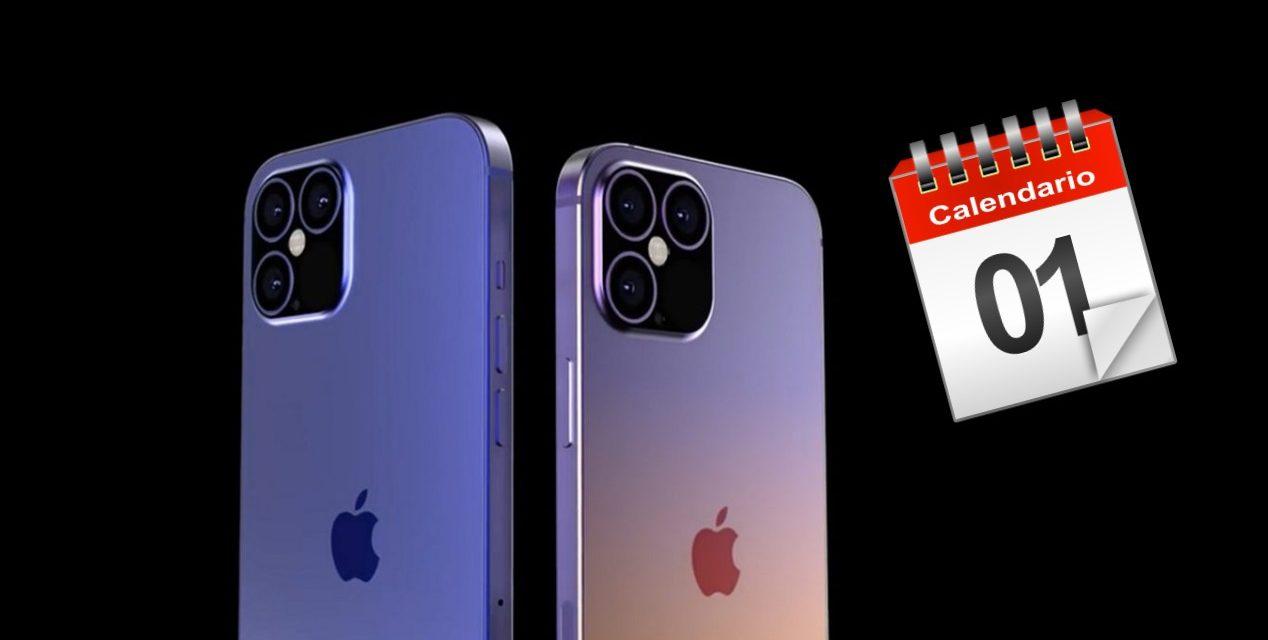 Nueva información acerca de la fecha de lanzamiento del Iphone 12