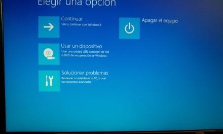 Iniciar automáticamente Windows 8.1 sin contraseña y entrar directamente al escritorio