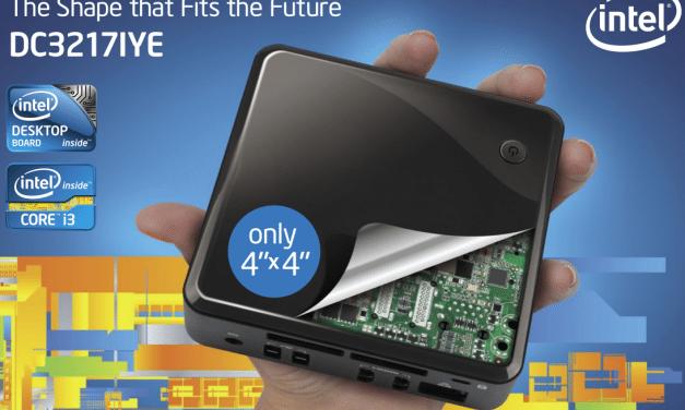 Nuevo Intel NUC 2 con Broadwell y Braswell