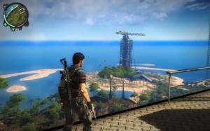 Just Cause 3 se lanzaría en 2015