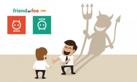 Siéntete seguro en Facebook con Friend or Foe