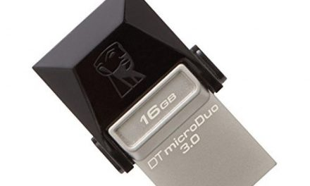 Kingston DataTraveler microDuo 3.0 Review