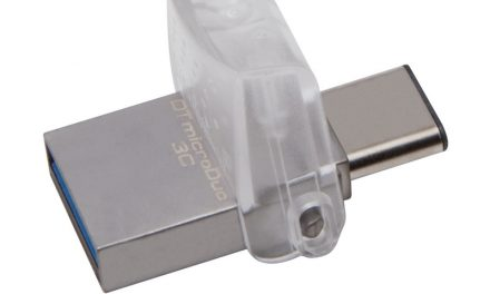 Kingston DataTraveler microDuo 3C Review