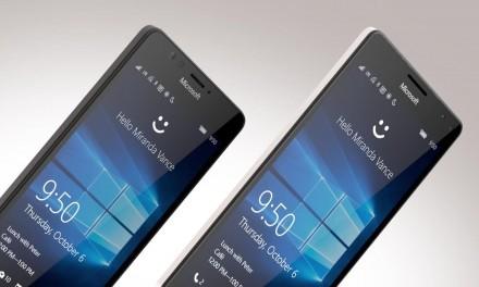 Lumia 950 a la vuelta de la esquina