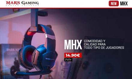 Nuevos auriculares MHX: accesibilidad y calidad