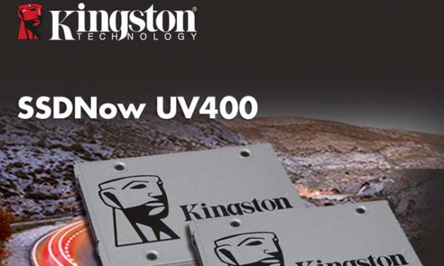Kingston SSDNow UV400 Review