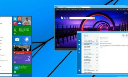 El Menú de Inicio volverá en agosto a Windows