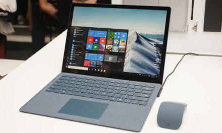 iFixit le pone un 0/10 al Microsoft Surface Laptop