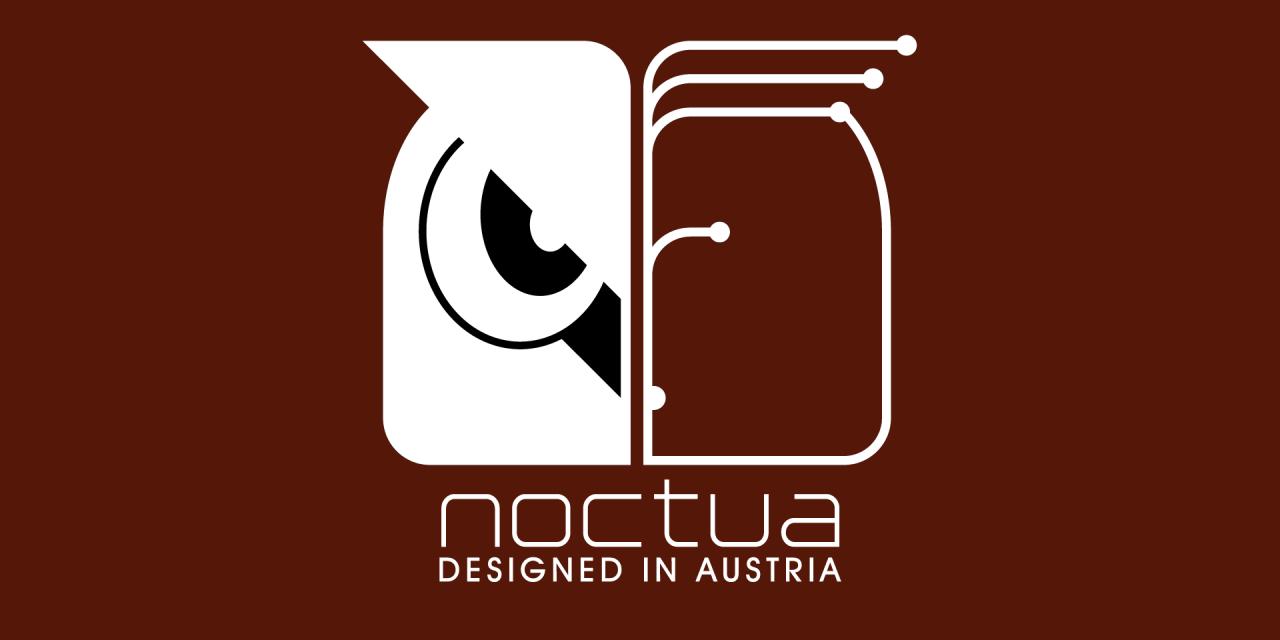 Noctua Chromax, accesorios para ventiladores Noctua