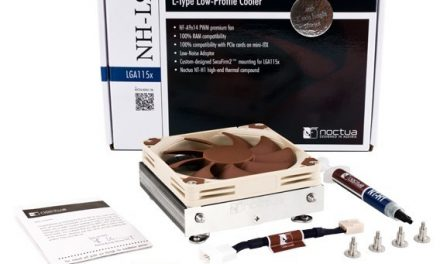 Noctua NH-L9i y NH-L9a Review
