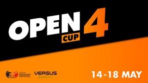 Mañana comienza la OpenCup 4