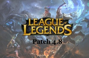 Anunciados los posibles cambios del parche 4.8 de League of Legends