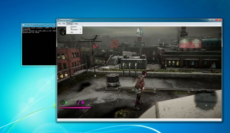 Remote Play PC PlayStation 4 en PC