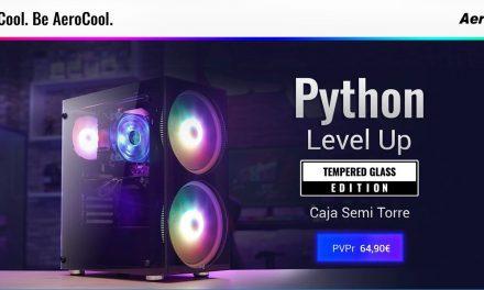 Nueva Python de AeroCool