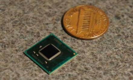 Intel presenta el nuevo SoC x86 de pequeño tamaño Intel Quark X1020