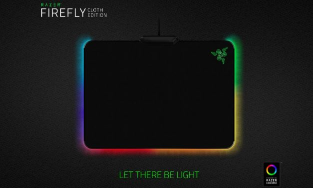 Razer anuncia el Razer Firefly Cloth Edition