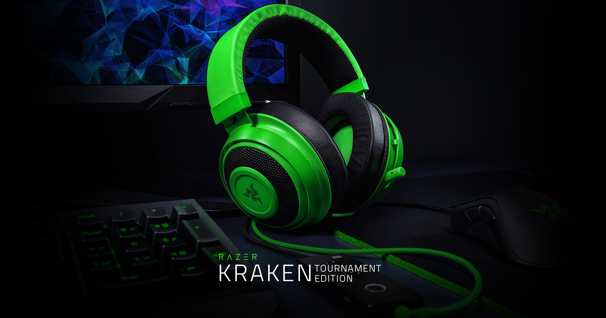 Razer Kraken Tournament Edition Review