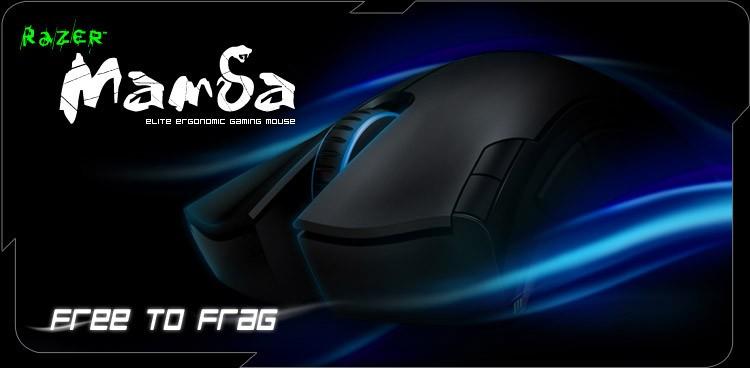 Review: Razer Mamba 4G