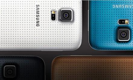 El Samsung Galaxy S5 llega hoy acompañado de su primera actualización