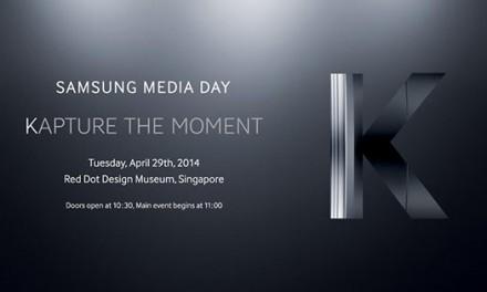 ¿'Galaxy S5 Zoom' a la vista? Samsung anuncia un evento para final de mes
