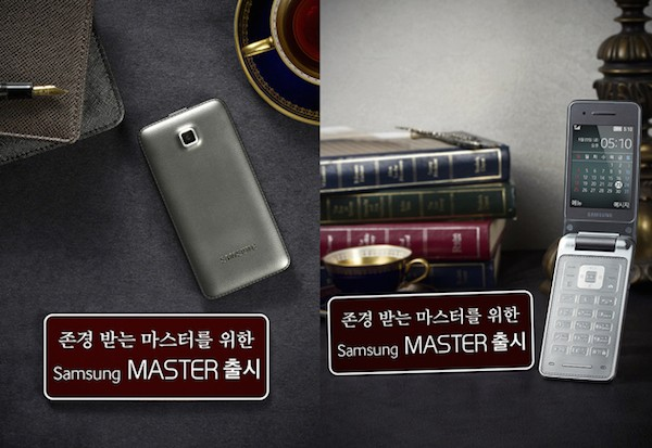 Samsung espera que las 'respetadas personas mayores' gusten de sus nuevos teléfonos clamshell