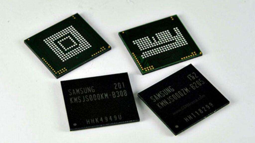 Samsung RAM móviles