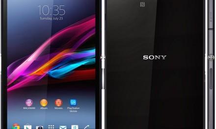 Sony Xperia Z4 Ultra, presentación a la vista