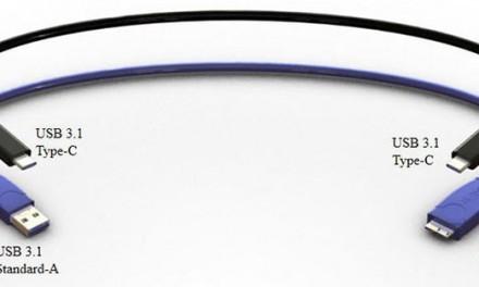 El nuevo estándar de USB, USB 3.1