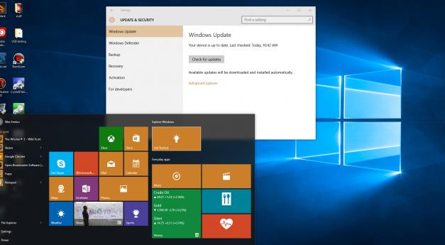 Una mujer gana una demanda por instalación obligatoria de Windows 10
