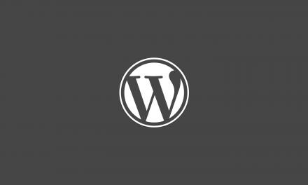 Pantalla blanca al instalar WordPress con XAMPP