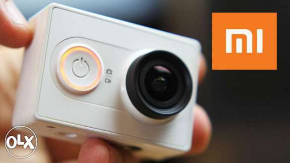 Xiaomi Yi Action Camera disponible por 40 euros